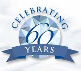 Karins Florist 60th anniversary