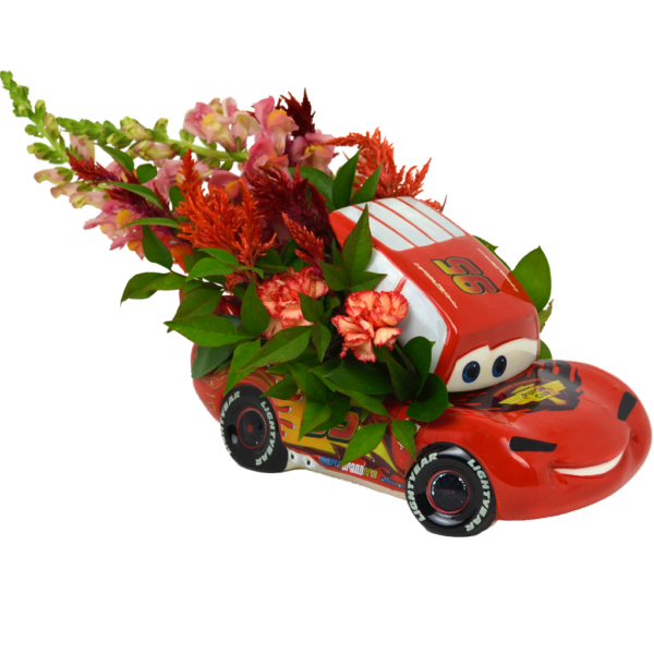 Cars with Flowers
