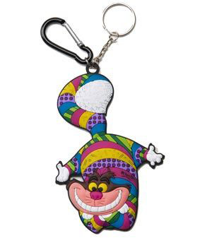 Disney-by-Britto-Cheshire-Cat-Keychain