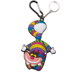 Disneys Cheshire Cat Keychain