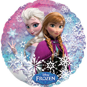Disney Elsa and Anna Frozen Balloon