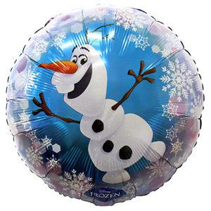"16.5"" Olaf Frozen Balloon"
