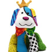 Britto Royalty Dog Plush