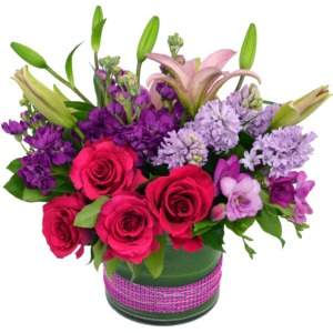 Endless Love Flower Arrangement