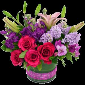 Endless Love Flower Arrangement