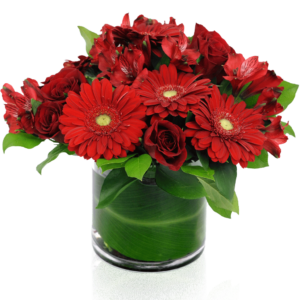 Hearts Desire Flower Arrangement