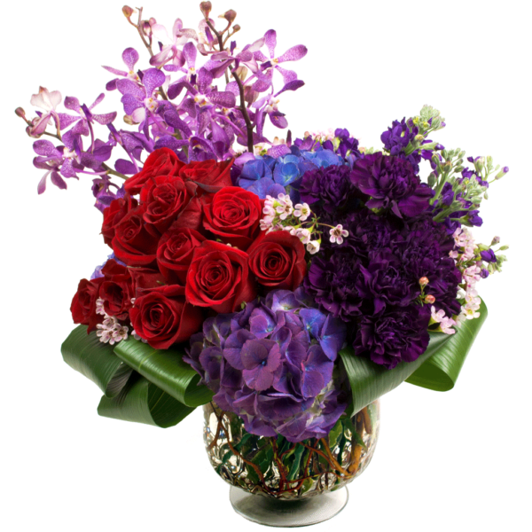 Hydrangea Garden Party Flower Arrangement