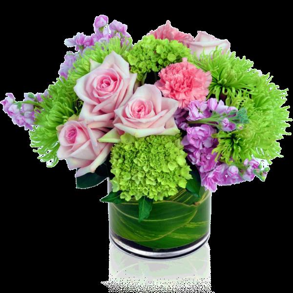 Its Just A Little Crush Flower Arrangement