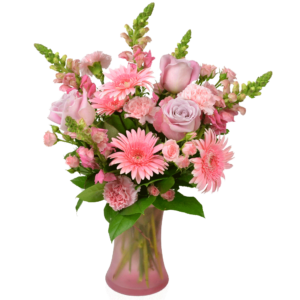 Joyful Pinks Bouquet