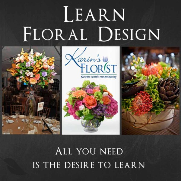 Learn Floral Design