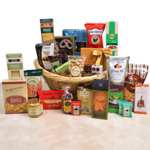 Ultimate Indulgence Gift Basket