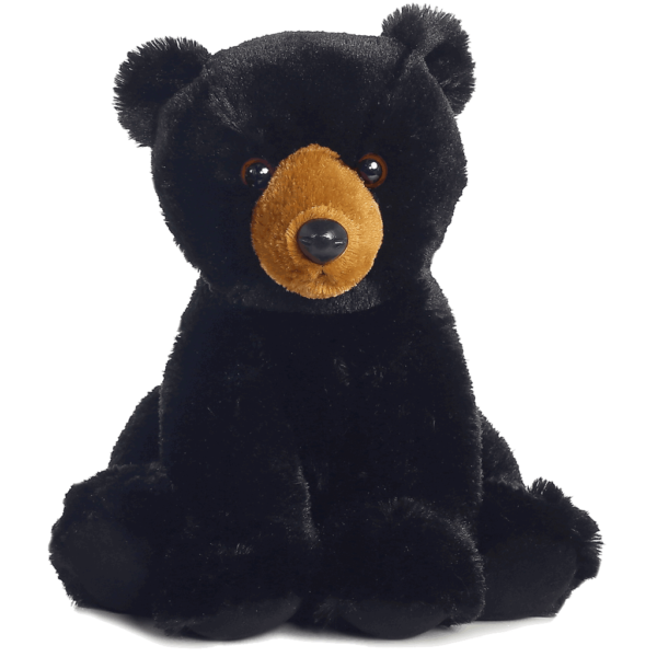 14 inch Boo Boo Black Bear