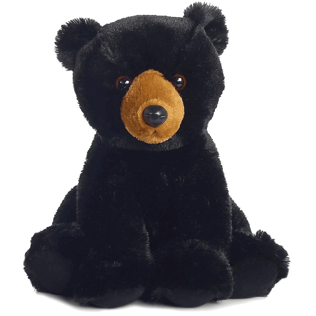 14 inch Boo Boo Black Bear