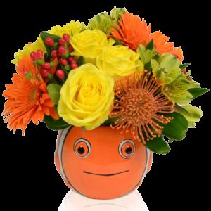 Clowning Around Flower Arrangement