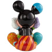 Mickey Birthday Figurine - Back