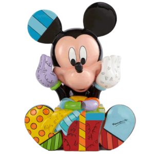 Mickey Birthday Figurine - Front