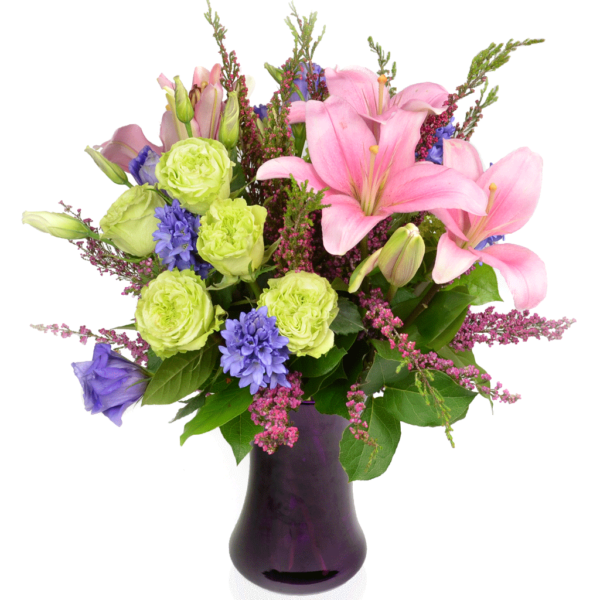 Tender Heart Flower Arrangement
