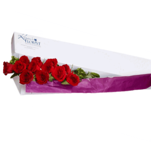 Premium Boxed Roses from Karins Florist