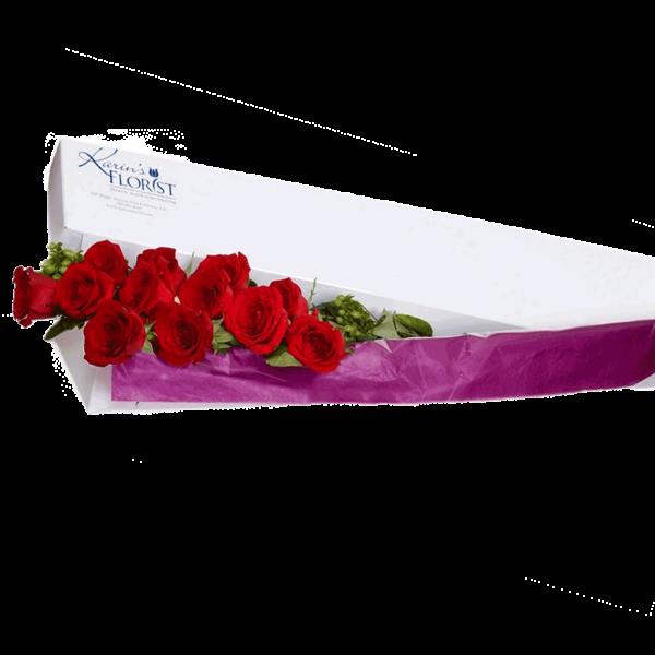 Premium Boxed Roses from Karins Florist
