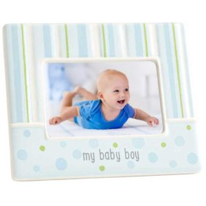 My Baby Boy Photo Frame