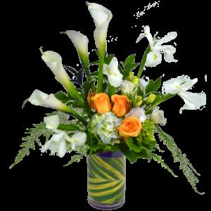 Peaceful Bliss Bouquet