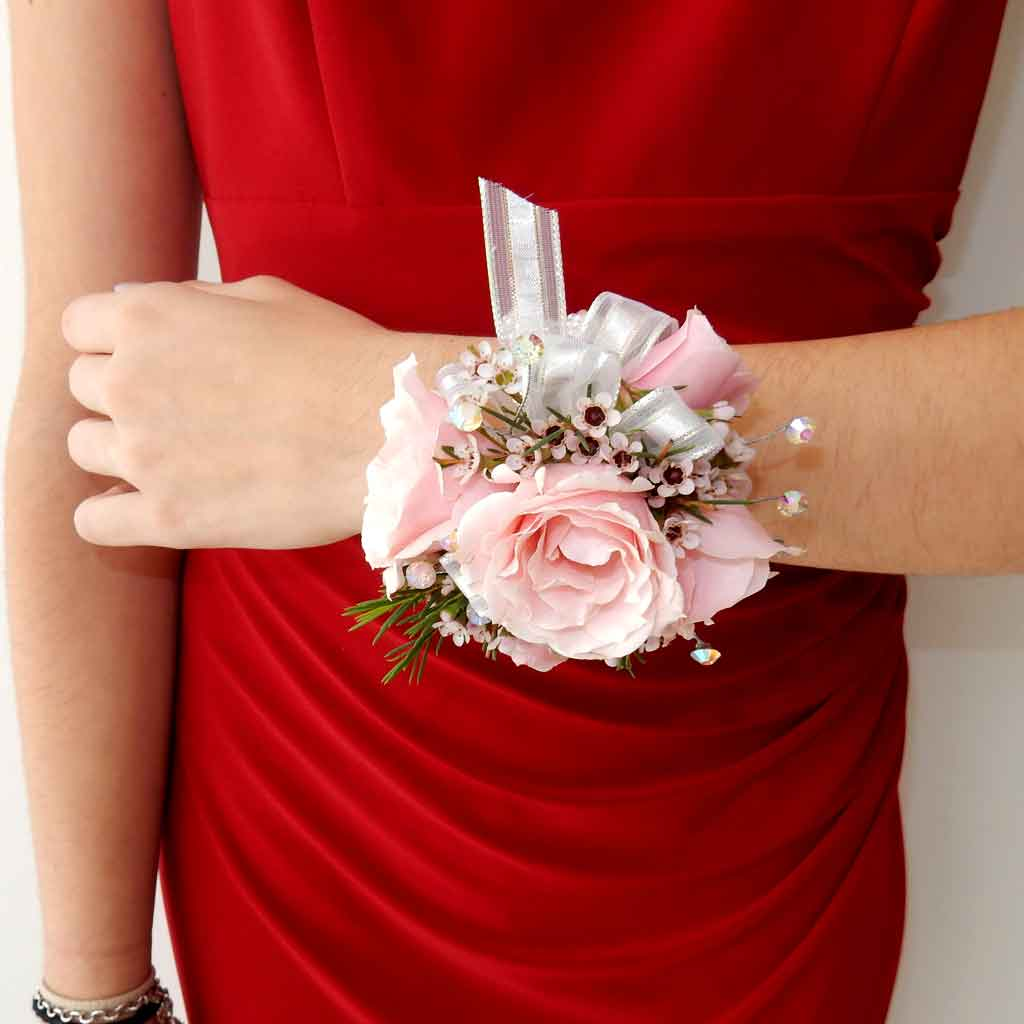 pastels corsage, Beautiful flower