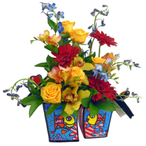 Britto Deeply In Love Bouquet