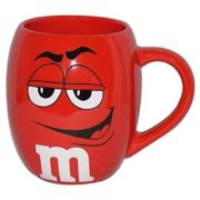 Red M&M Mug