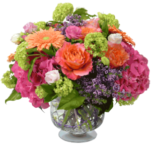 Spring's Abundance Flower Arrangement
