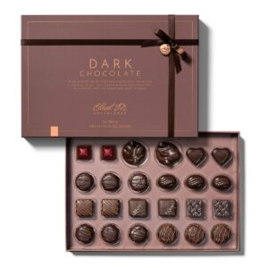 Ethel M Dark Chocolate Collection