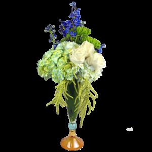 Art Exhibition Floral Bouquet