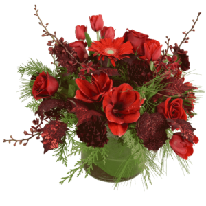 Blissful Reds Bouquet