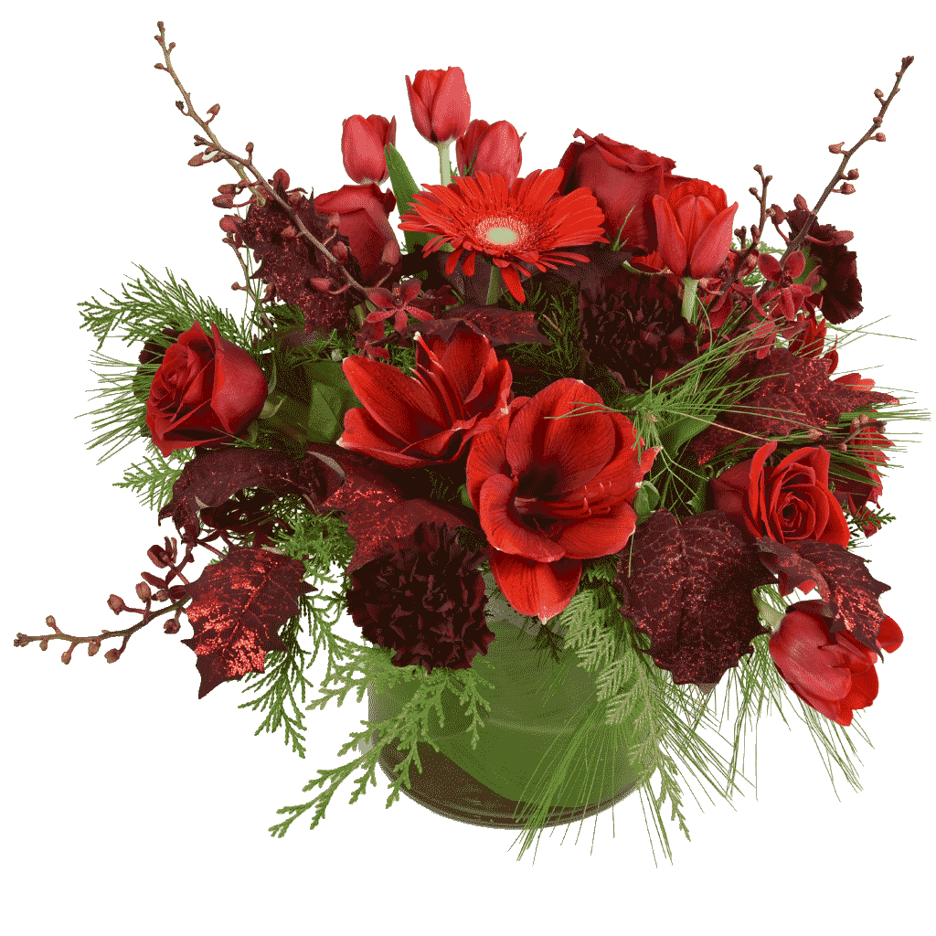 Blissful Reds Bouquet