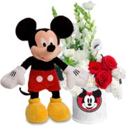 Mickey Mouse Cookie Jar Deluxe Bouquet