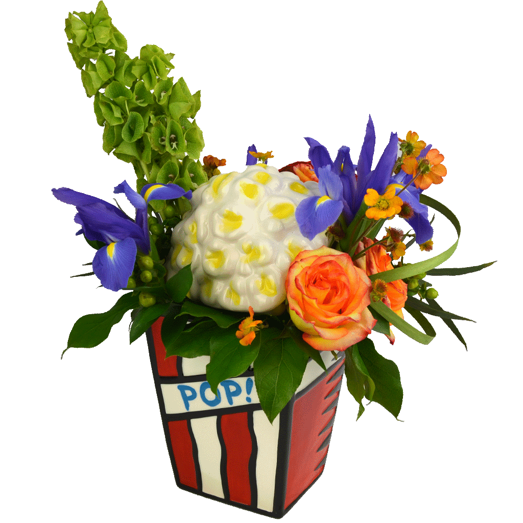Pop Art Bouquet