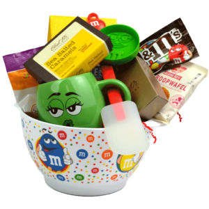 m&m Character Gift Baking Bowl