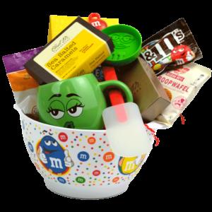 m&m Character Gift Baking Bowl