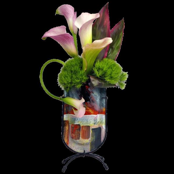 Artistic-reflection-Bouquet