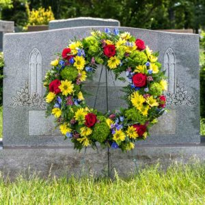 Tribute of Valor Wreath