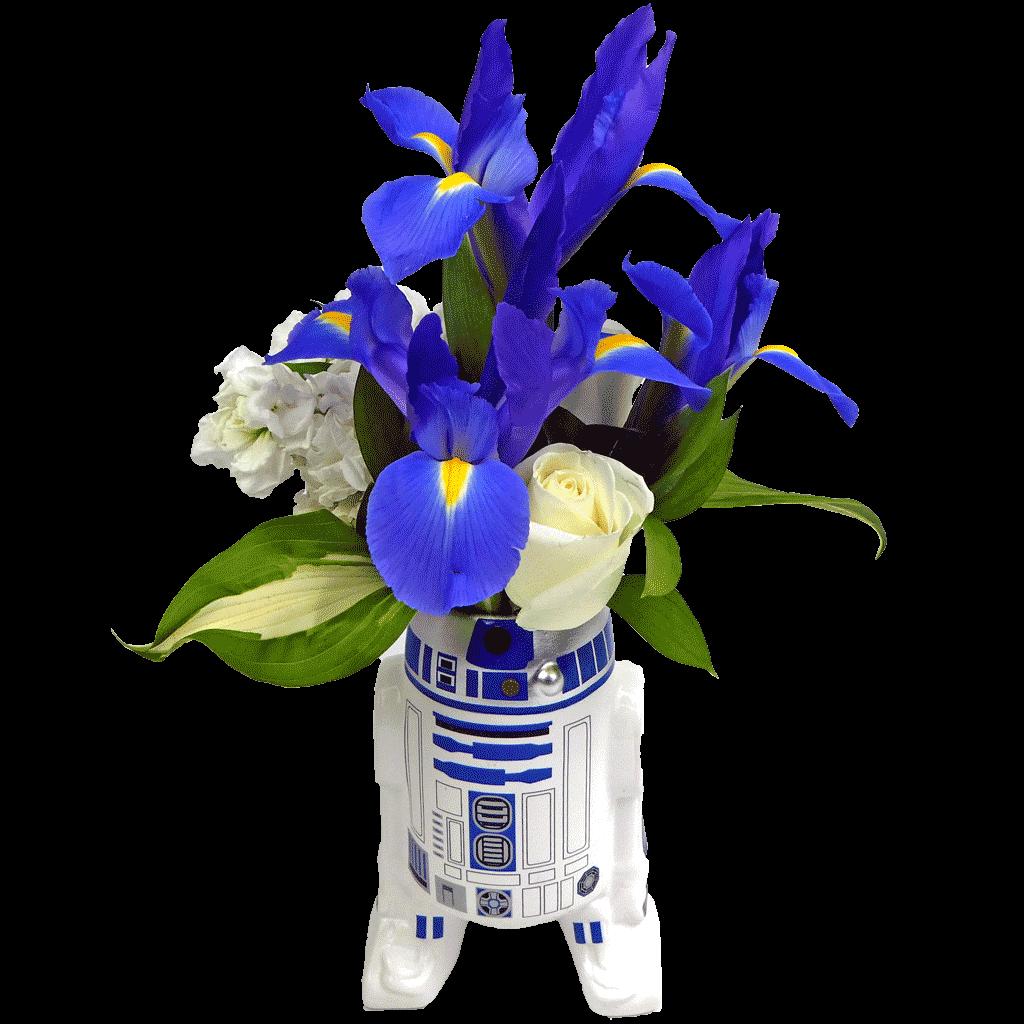 R2D2 Mug Bouquet Darth Vader Coffee Mug Star Wars Darth Vader Coffee Mug
