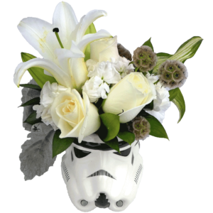 Star Wars Stormtrooper Flower Mug