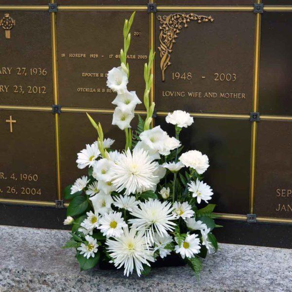 Tranquil Tribute Bouquet