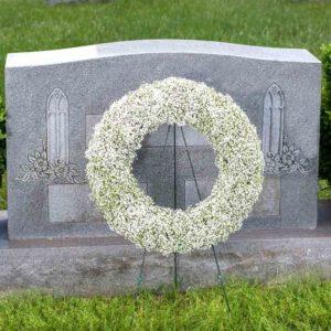 Simply Elegant Wreath