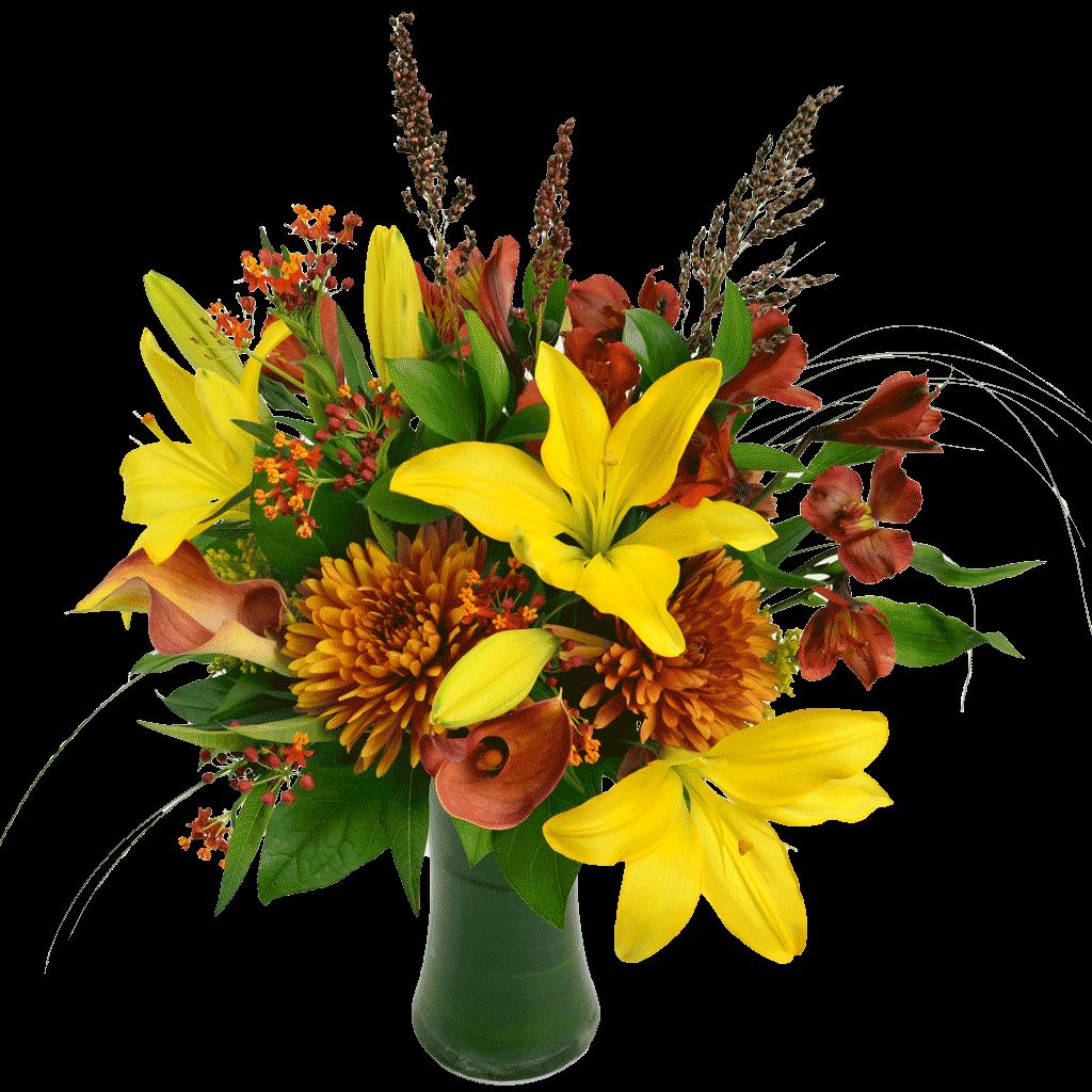 Autumn Treasure Bouquet