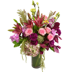 Autumnal Garden Bouquet
