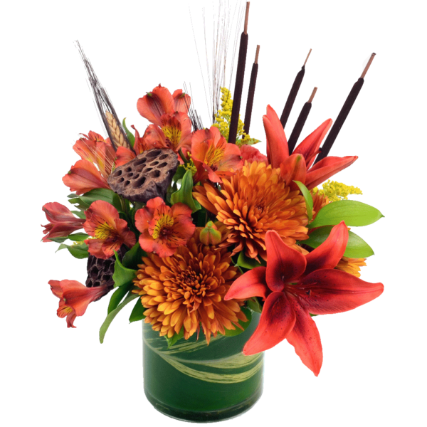 Autumn's Bounty Bouquet