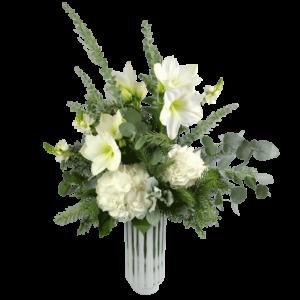 Blizzard Beauty Bouquet