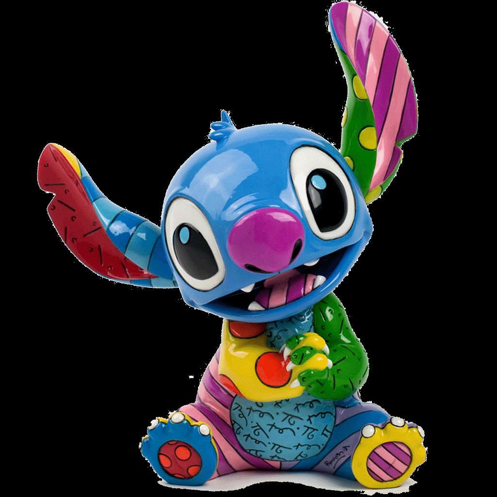 Disney's Stitch Pop Art Figurine