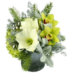 Frost and Sparkle Bouquet