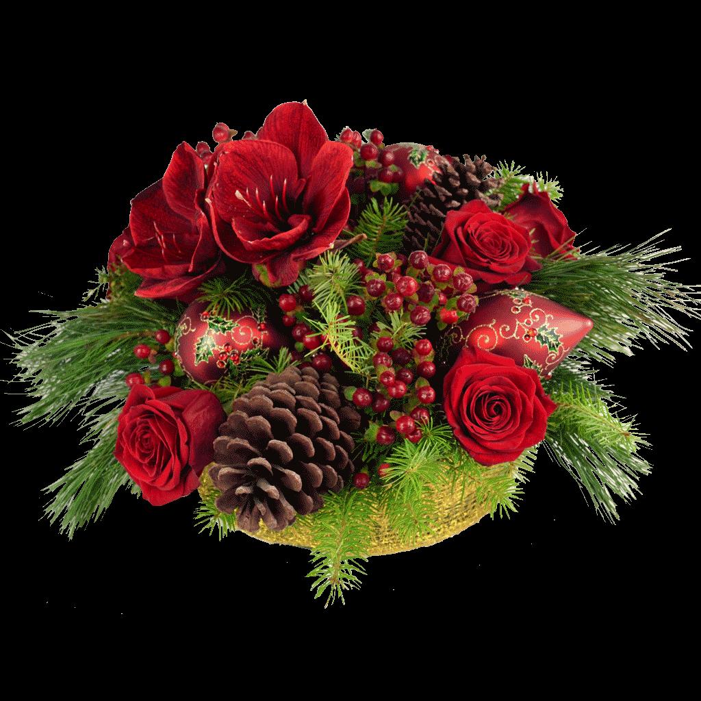 Ruby Charm Bouquet